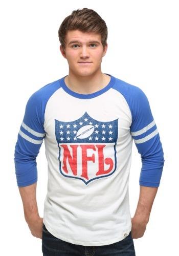 NFL Shield Raglan Shirt