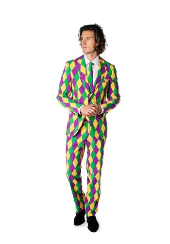 Mens Opposuits Mardi Gras Suit