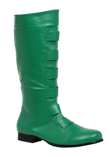 Adult Green Superhero Boot