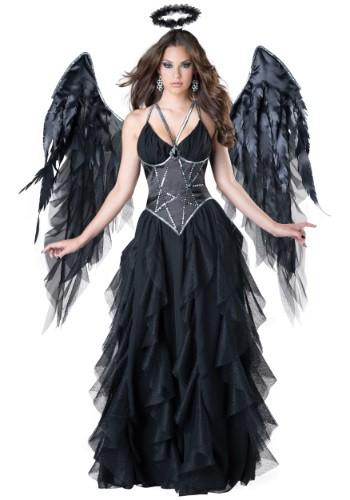 Women's Dark Angel Costume