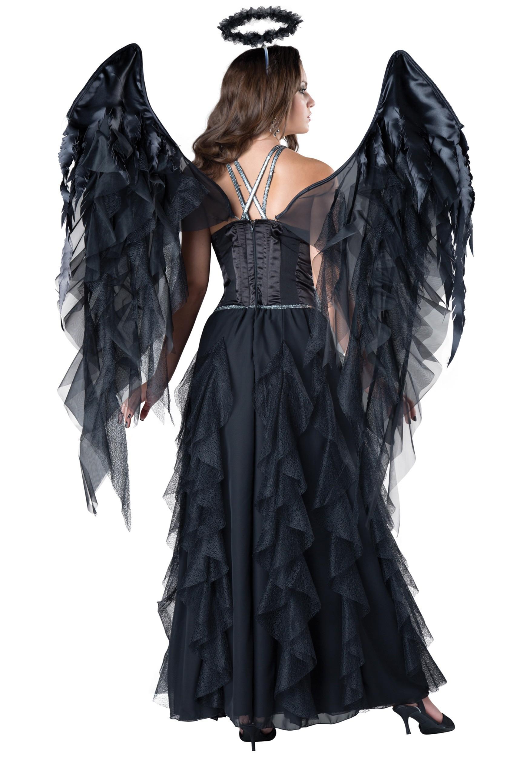 Women/'s Dark Angel Costume