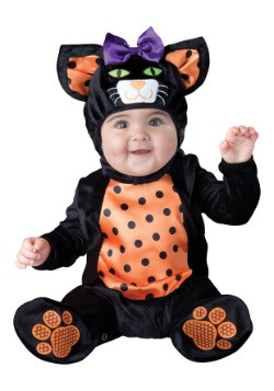 Infant/Toddler Mini Meow Cat Costume