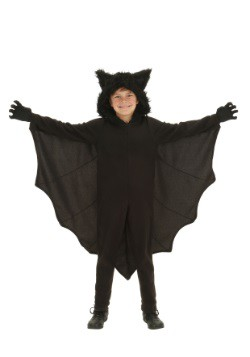 Fleece Bat Kids Costume