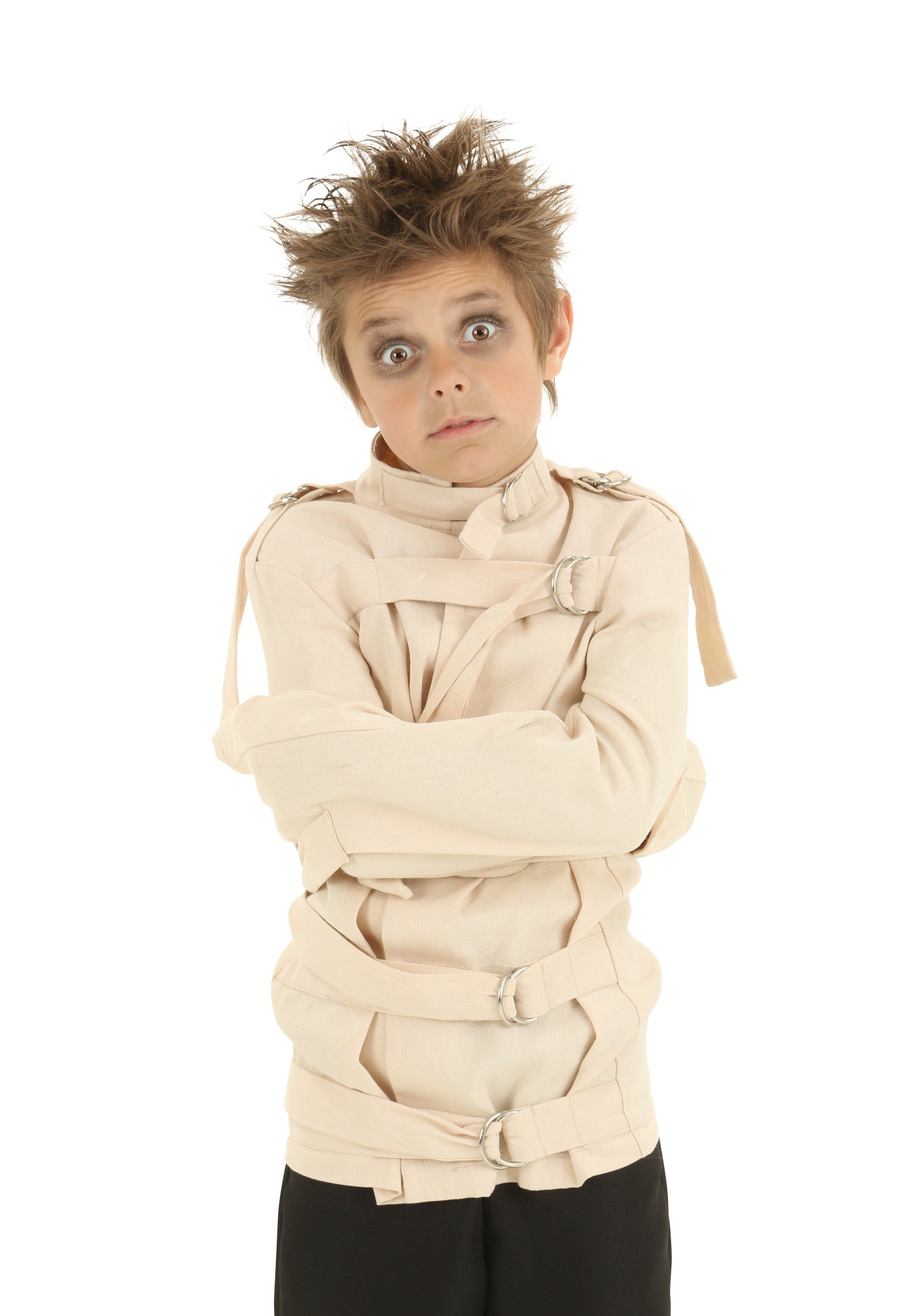 Straight Jacket Costume For Boys