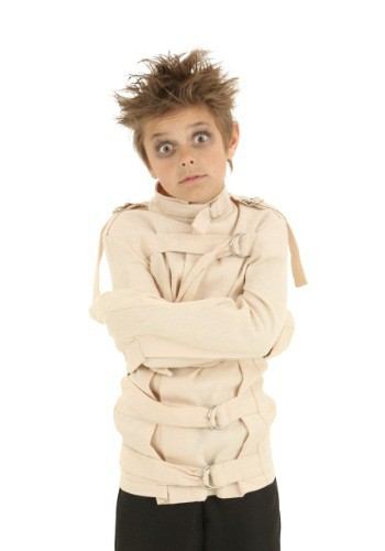 Boy's Straight Jacket Costume