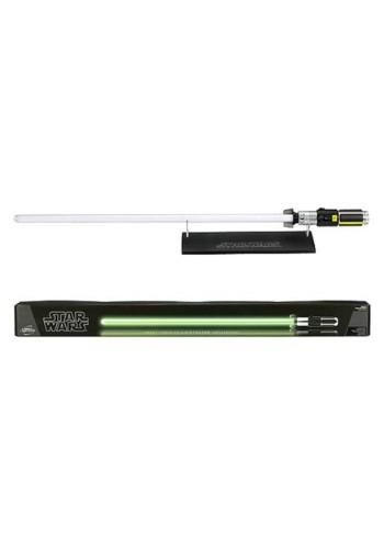 Star Wars Yoda Force FX Lightsaber Replica