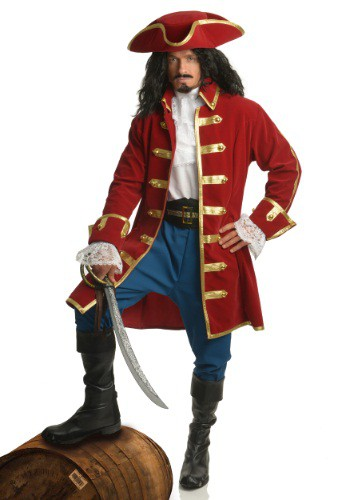 Rum Pirate Men's Costume