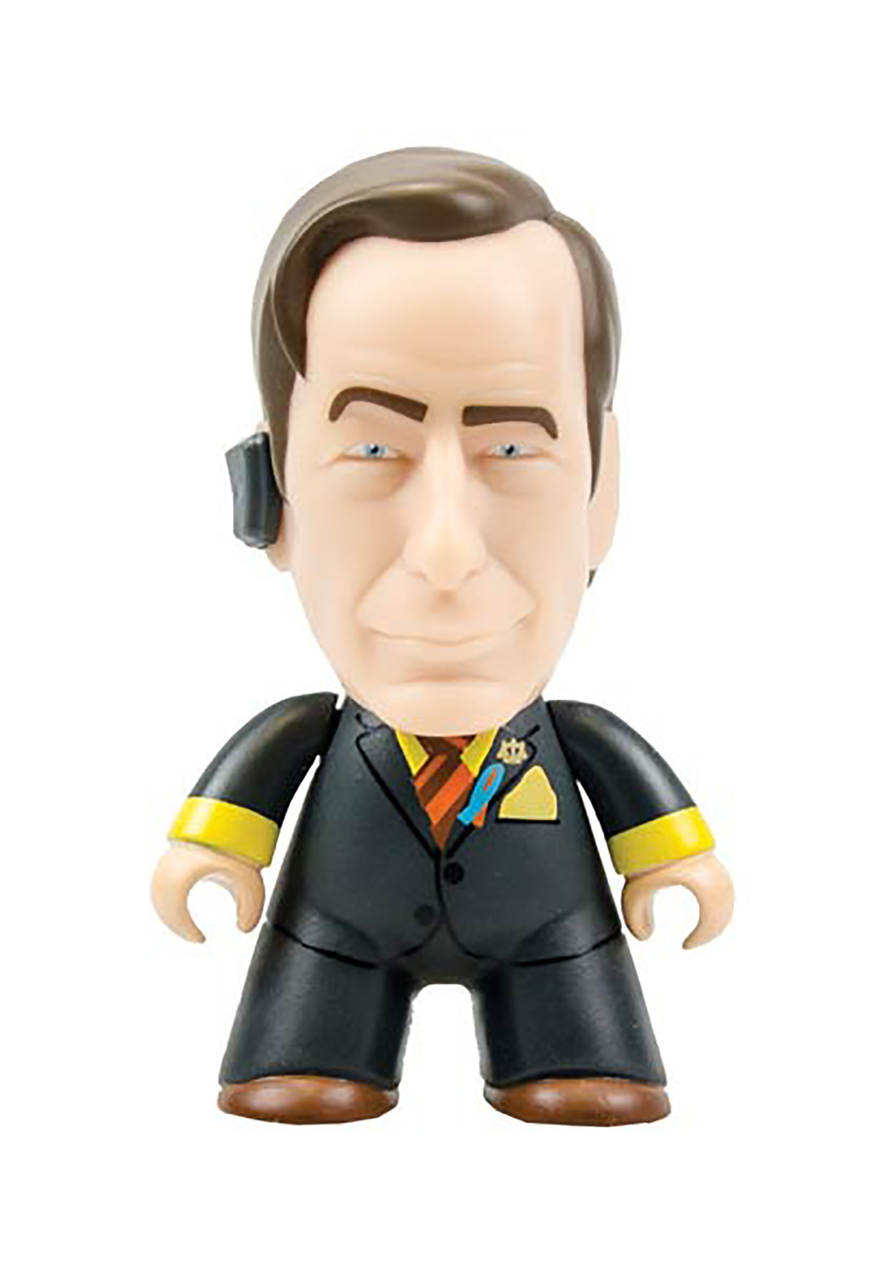 "Breaking Bad Titans Saul Goodman 4.5"" Figure EEDTTBRBSG4001"