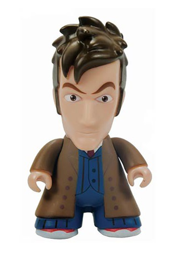 Doctor Who Titans 10th Doctor Vinyl Figure
