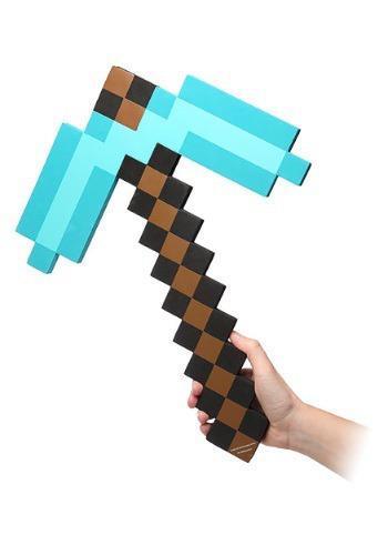 Minecraft Diamond Foam Pickaxe