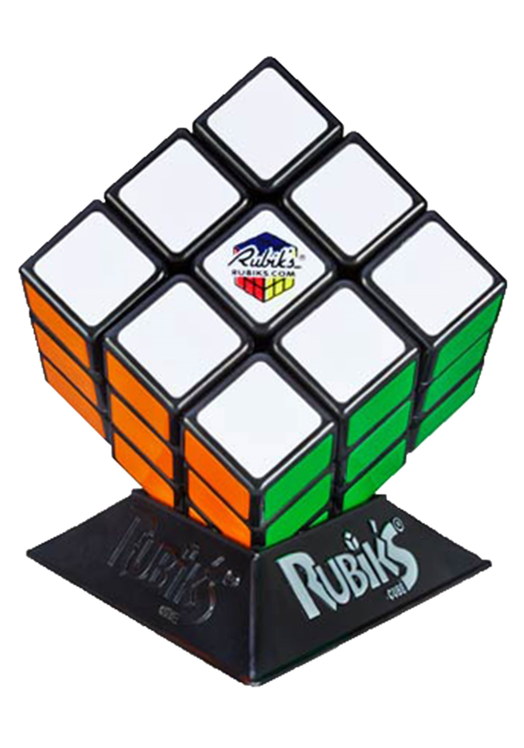 Rubik S Cube With Display Stand