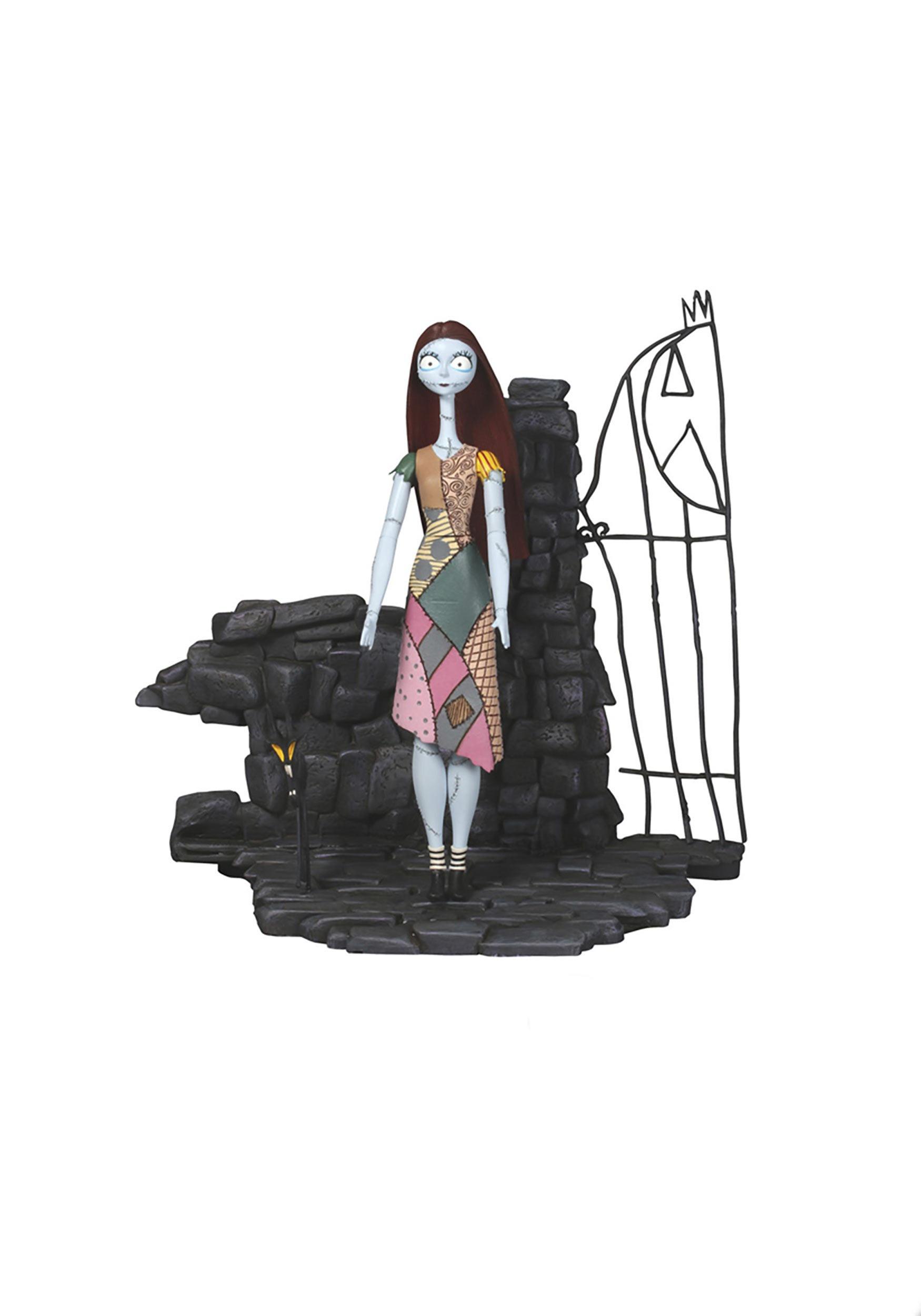 Nightmare Before Christmas Sally Figure DCAPR152294