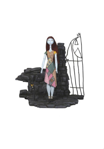 Nightmare Before Christmas Sally Figure