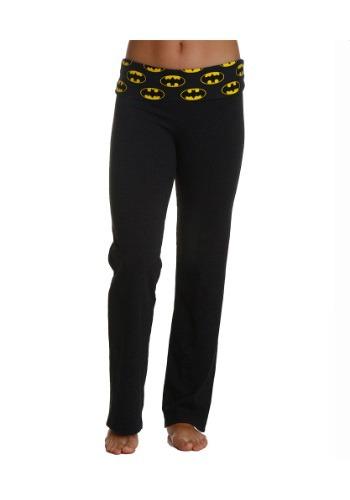 Batman Yoga Pants