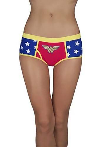 Wonder Woman Panties