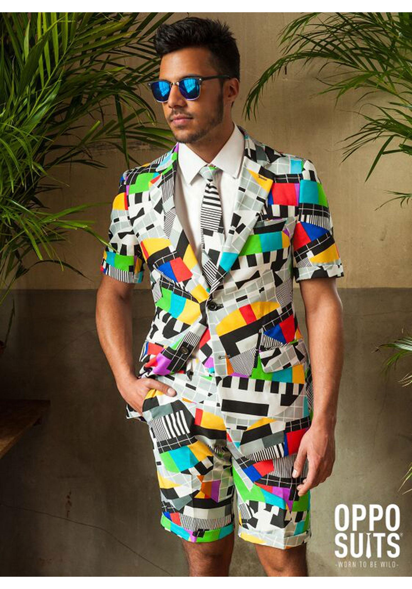 Opposuits Testival Summer Suit Men S Costume