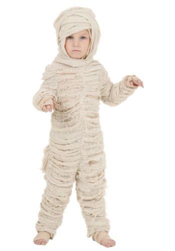 Mummy Toddler Costume1