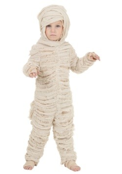 Mummy Toddler Costume1