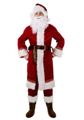 Polar Express Santa Adult Costume FUN2274AD-L