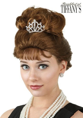 Holly Golightly Breakfast at Tiffany's Wig