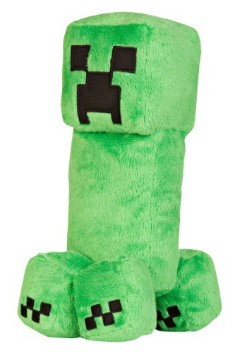 Minecraft Creeper Stuffed Figure SA20065146-ST
