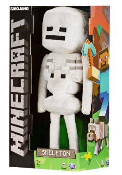 Minecraft Skeleton Squelette Stuffed Figure