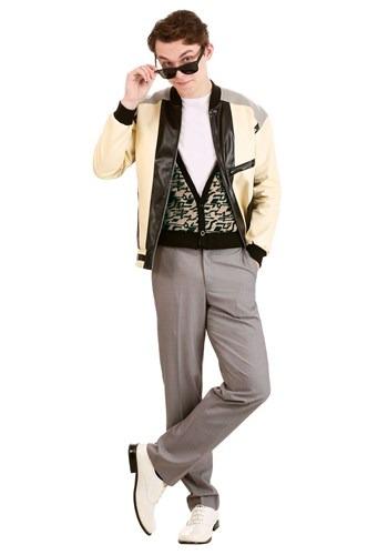Men's Plus Size Ferris Bueller Costume Update1