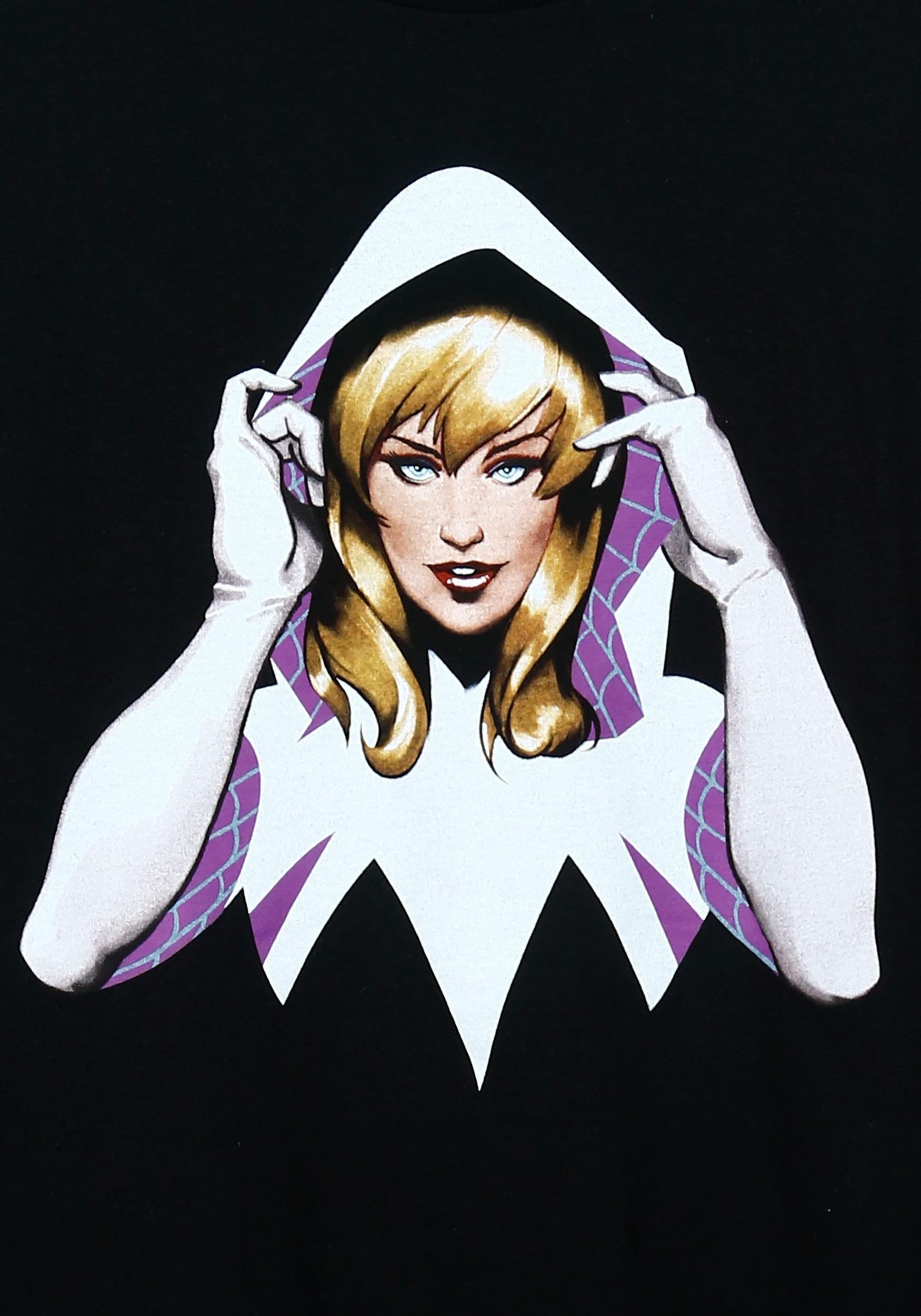 Spider Gwen Reveal T Shirt
