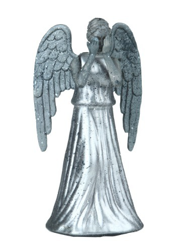 """Doctor Who 5.25"""" Weeping Angel Ornament"""