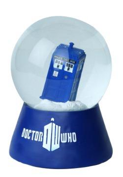 Doctor Who Light Up Snow Globe