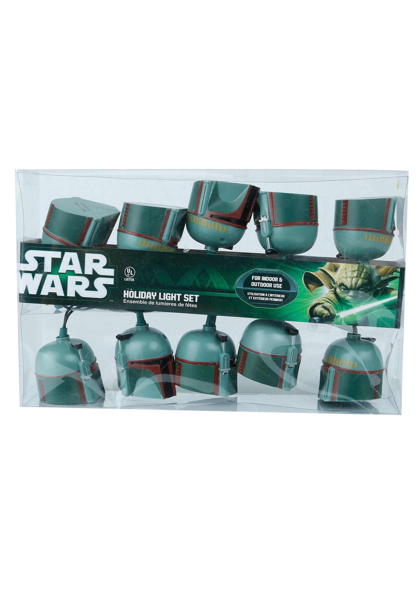 Star Wars Boba Fett Light Set KASW9135