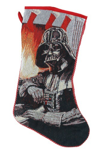 Star Wars Darth Vader Stocking