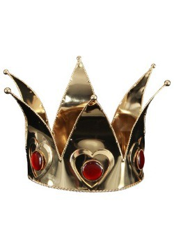 Small Queen of Hearts Crown