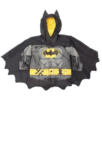 Kids Batman Rain Coat