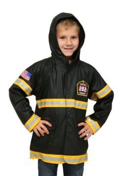 Fire Chief Rain Coat