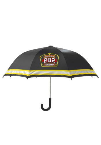 Kids Fire Chief Umbrella