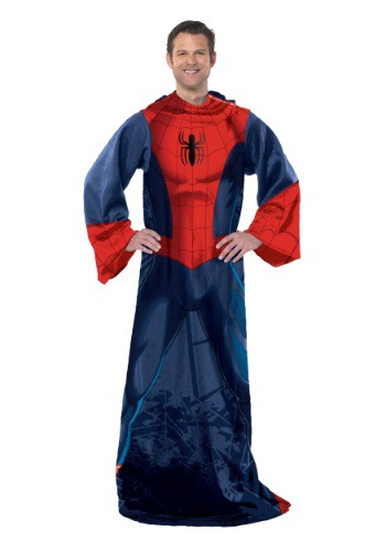 Spiderman Adult Comfy Throw NW689329