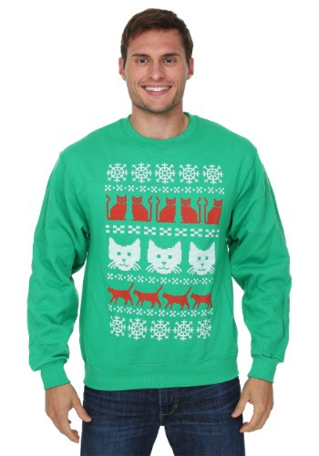 Mens Ugly Christmas Sweater 110