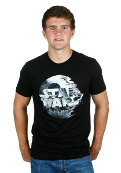 Star Wars Death Star Logo T-Shirt