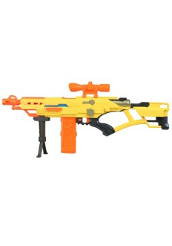 Blaze Storm Fully Automatic Battery Operated Dart Gun