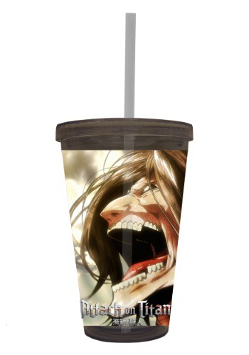 Attack on Titan Screaming Titan Carnival Cup