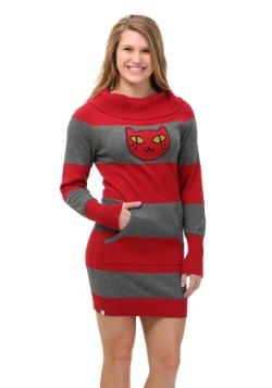 Adventure Time Marceline Juniors Sweater Dress