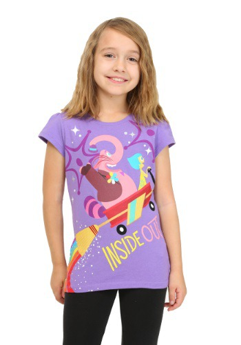 Girls Inside Out Joy and Bing Bong Shirt