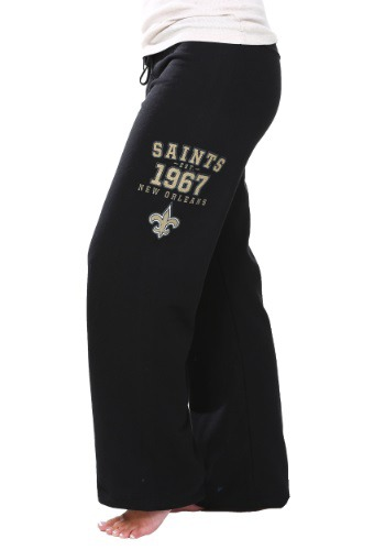 Women's New Orleans Saints NFL Sweatpants