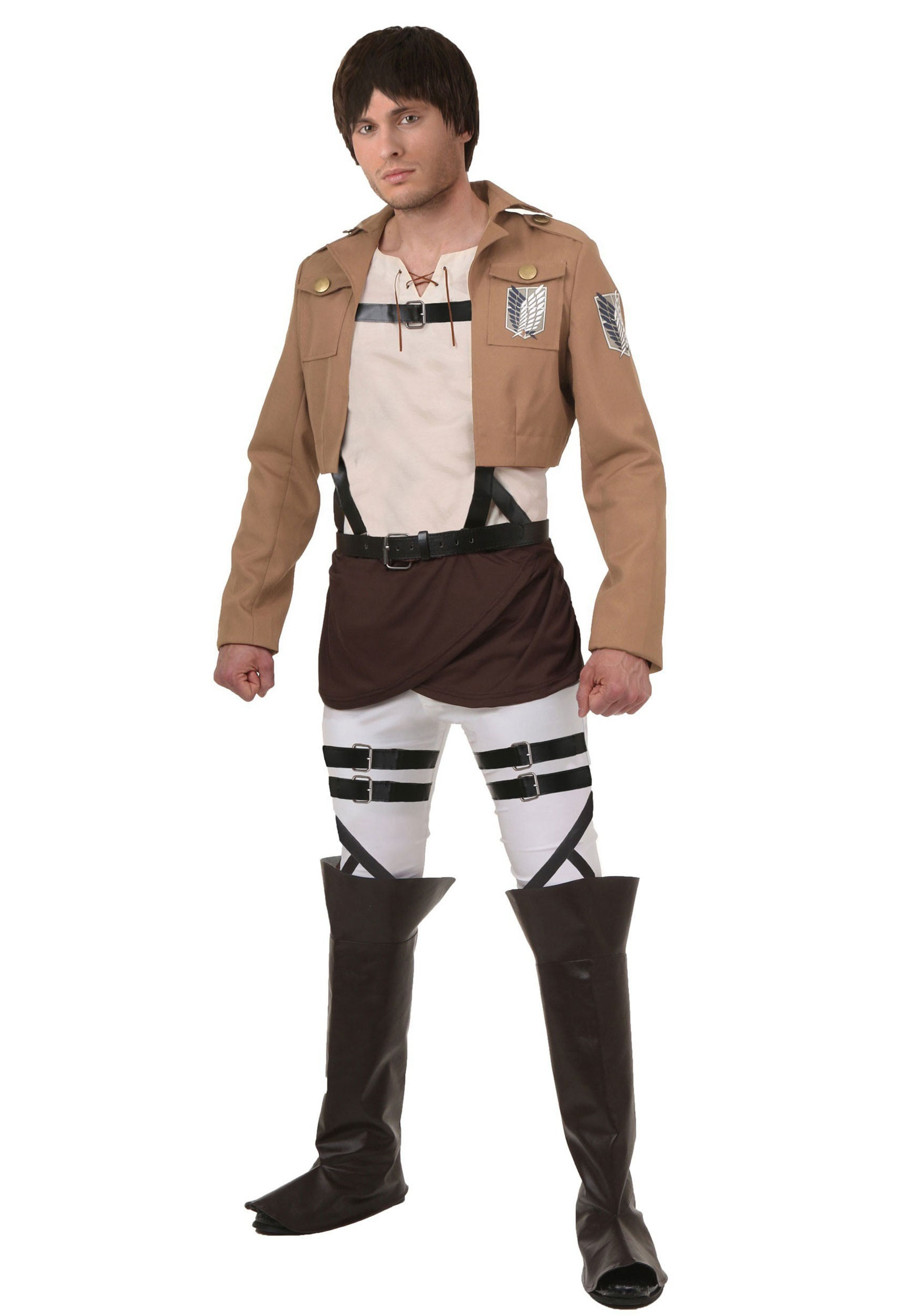 Attack on Titan Eren Costume FUN2269AD