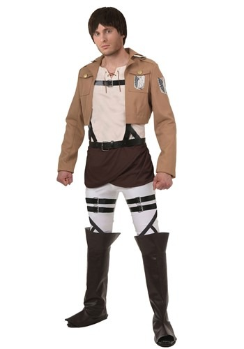 Attack on Titan Eren Costume FUN2269AD-L
