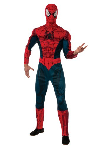 Adult Marvel Spider-Man Costume