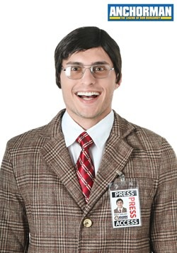 Brick Tamland from the Anchorman Kit