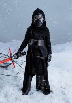 Child Deluxe Star Wars Episode 7 Kylo Ren Villain Costume