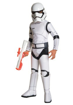 Child Super Deluxe Stormtrooper Costume from Star Wars Episode 7  sc 1 st  Fun.com & Kidsu0027 Deluxe Jango Fett Costume from Star Wars